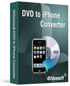 4Videosoft DVD to iPhone Converter Coupon Code – 90%