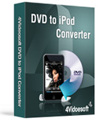 4Videosoft DVD to iPod Converter Coupon – 90%