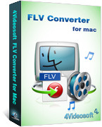 4Videosoft Studio – 4Videosoft FLV Converter for Mac Sale