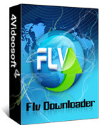 4Videosoft FLV Downloader Coupon