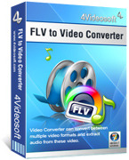 4Videosoft FLV to Video Converter Coupon