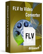 4Videosoft FLV to Video Converter Coupon – 90% OFF