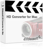 4Videosoft HD Converter for Mac Coupon Code – 90%