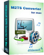 Special 4Videosoft M2TS Converter for Mac Coupon Code