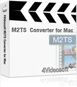 4Videosoft M2TS Converter for Mac Coupon – 90% OFF
