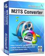 4Videosoft M2TS Converter Coupon