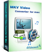 4Videosoft MKV Video Converter for Mac Coupon