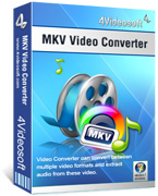 4Videosoft MKV Video Converter – Exclusive Coupons