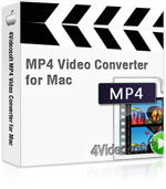 4Videosoft MP4 Video Converter for Mac Coupon – 90%