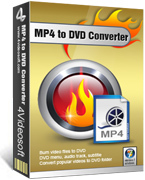 4Videosoft Studio 4Videosoft MP4 to DVD Converter Coupon