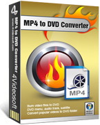 4Videosoft MP4 to DVD Converter Coupon – 90% OFF