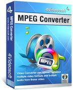 4Videosoft MPEG Converter Coupon