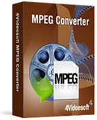 4Videosoft MPEG Converter Coupon Code – 90% OFF