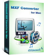 90% 4Videosoft MXF Converter for Mac Coupon Code