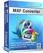 4Videosoft MXF Converter Coupon – 90% Off