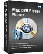 4Videosoft Mac DVD Ripper Platinum Coupon