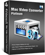 Exclusive 4Videosoft Mac Video Converter Platinum Coupon Discount
