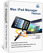 4Videosoft Mac iPad Manager Platinum Coupon