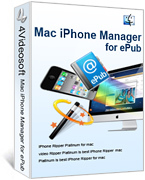 4Videosoft Mac iPhone Manager for ePub – Exclusive Coupon