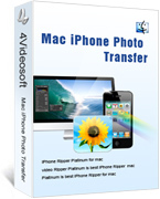 4Videosoft Mac iPhone Photo Transfer Coupons