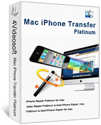 4Videosoft Mac iPhone Transfer Platinum Coupon – 90%
