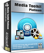 4Videosoft Media Toolkit Platinum Coupon – 90%