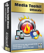 4Videosoft Media Toolkit Ultimate Coupon Code