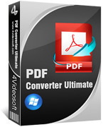 4Videosoft PDF Converter Ultimate Coupon