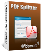 4Videosoft PDF Splitter Coupon Code – 90% Off