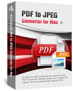 Exclusive 4Videosoft PDF to JPEG Converter for Mac Coupon Code
