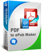 4Videosoft PDF to ePub Maker Coupon