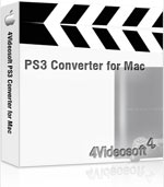 90% 4Videosoft PS3 Converter for Mac Coupon
