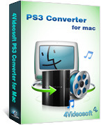 4Videosoft Studio – 4Videosoft PS3 Converter for Mac Coupon Discount