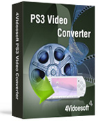 4Videosoft PS3 Video Converter Coupon – 90%