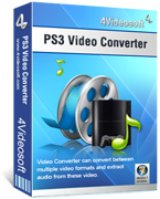 4Videosoft PS3 Video Converter Coupon
