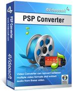 4Videosoft Studio 4Videosoft PSP Converter Coupon
