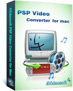 Exclusive 4Videosoft PSP Video Converter for Mac Coupon Code