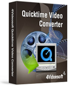 4Videosoft QuickTime Video Converter Coupon – 90%
