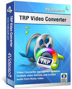 4Videosoft Studio 4Videosoft TRP Video Converter Coupon