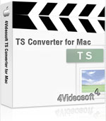 4Videosoft TS Converter for Mac Coupon Code – 90% Off