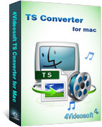 4Videosoft TS Converter for Mac Coupon