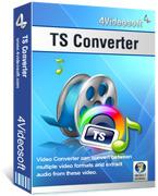 4Videosoft TS Converter Coupon