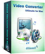 4Videosoft Video Converter Ultimate for Mac Coupon