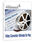 4Videosoft Video Converter Ultimate for Mac Coupon – 90%