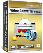 4Videosoft Video Converter Ultimate Coupon