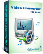 Exclusive 4Videosoft Video Converter for Mac Coupon Code