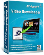 4Videosoft Video Downloader Coupon