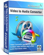 4Videosoft Video to Audio Converter – Exclusive Coupon