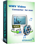 4Videosoft WMV Video Converter for Mac Coupon