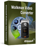 4Videosoft Walkman Video Converter Coupon – 90%